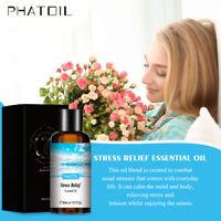 30ML Aromaterapia Oli essenziali per alleviare lo stress Profumi organico puro