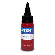 Dragon Red — Intenze Tattoo Ink — 1oz Bottle