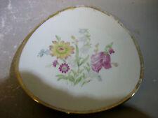 Vintage Bavaria Germany bone china plate