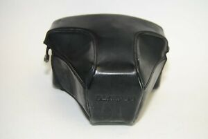 Genuine OLYMPUS 1,4N Fitted Camera Case OM 1/2/3 - Black