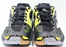 Mizuno Wave Tornado X Low Women Volleyball Shoes Sz 7.5 Black & Neon Yellow NEW