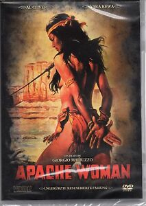 Apache Woman , 100% uncut , DVD , new and sealed , Soldier Blue , Wiegenlied