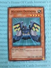 Machina Defender SDMM-EN008 Common Yu-Gi-Oh Card 1st Edition New