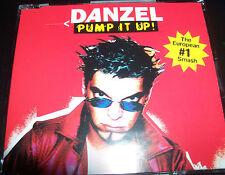 Danzel Pump It Up Australian Remixes CD Single