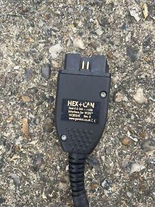 Genuine RossTech VAG COM VCDS HEX + CAN - Unlimited Vin.