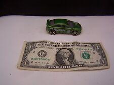 Hot Wheels Green Lancer Evolution Elone  Diecast Car - 2010