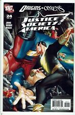 (CSA1141) Justice Society of America (3rd Series) #24A 2009 VF-NM