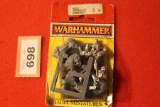 Juegos taller Warhammer Kislev caballo arquero abanderado perros de guerra nuevo fuera de imprenta