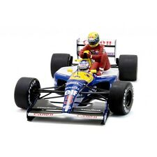 1:18 1991 Williams FW14 taxi Nigel Mansell & Ayrton Senna 1:18 MINICHAMPS 54
