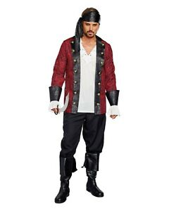 Dreamgirl Holy Ship Pirate Captain Buccaneer Adult Mens Halloween Costume 10673
