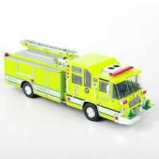1:64 Yellow Color 1/64 1997 Pierce Quantum Pumper USA Diecast Fire Truck Model
