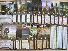 Lord of the Rings LCG - 1x Encounter Set #067-083 - across the ettenmoors