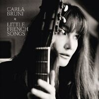 CARLA BRUNI - LITTLE FRENCH SONGS  CD  11 TRACKS  NEU