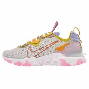 Nike Wmns NSW React Vision Casual Womens Shoes Platinum CI7523-003
