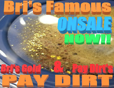 BUY Bri's famous richest 24oz paydirt-Best on the market added gold & garnets $$