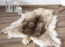 Genuine Natural Beautiful REINDEER HIDE XXL EXTRA LARGE SIZE #17re6