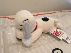 KAWS x UNIQLO x Peanuts Snoopy Plush (Small) (White) Companion