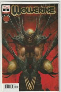 Wolverine (2020) #8 NM+ Variant Knullified Dave Rapoza Cover Marvel Comics