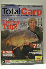 Total Carp Fishing Magazine. March, 2013. Catch a Twenty Every Trip! Catch Carp.