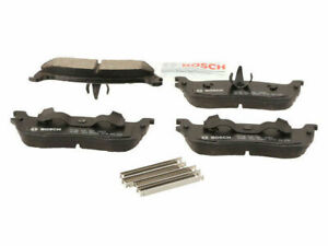For 2002 Lincoln Blackwood Brake Pad Set Rear Bosch 14732YX QuietCast Ceramic