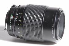 Ricoh Rikenon P 105mm f/2.8 Macro Camera Lens For Pentax K Mount SN 101319