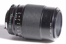 Ricoh Rikenon P 105mm f/2.8 Macro Camera Lens For Pentax K Mount SN 101319
