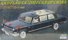 Trumpeter 1/24 Red Flag Official Car Of China limousine CA770TJ 5401 Rare Sealed