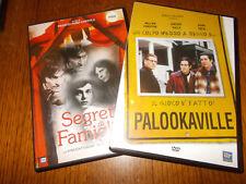 LOTTO 2 DVD 1 BLU RAY VINCENT GALLO ESSENTIAL KILLING PALOOKAVILLE SEGRETI FAM.