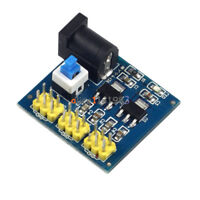 DC-DC 12V To 3.3V 5V 5.5X2.1MM Buck Step down Power Supply Module For Arduino