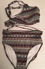 Paiage Swimsuit 2 Piece Size S Bikini Women Swim Wear