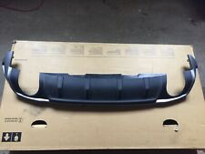 volvo xc60 rear spoiler skid plate diffuser R design 31383100 14-17