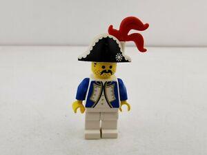 Lego® Piraten Pirates Figur pi004b Imperial Soldier Governor aus 6276