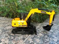 SANY SY75C-9 1/35 Diecast excavator Construction Vehicle Toy Gift Collections