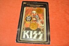 KISS Coin WORLD TOUR 1998 Psycho Circus Gene Simmons Gold Plate