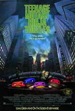"Teenage Mutant Ninja Turtles Poster [Licensed-NEW-USA] 27x40"" Theater Size  1990"