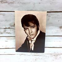 Vintage 1985 Elvis Presley Postcard