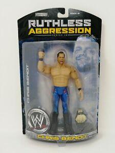 WWE Jakks Pacific Ruthless Aggression Series 26 Chris Benoit Wrestling Figure