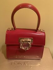SALVATORE FERRAGAMO HAND BAG SPECIAL EDITION FOR FERRAGAMO'S CREATIONS FLORENCE