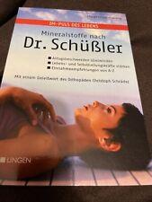 Im-Puls des Lebens: Mineralstoffe nach Dr. Schüssler von...   Buch   Zustand gut