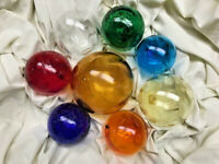 Blenko #51 Bubble Float Balls - Choose your Color