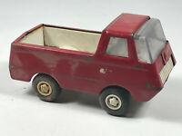 Vintage Red Tonka Pick-Up Truck Die cast toy #2