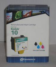 Dataproducts DPC5766 Kodak 10 1 Color Inkjet Cartridge Black.Yellow,Cyan Magenta