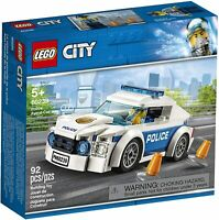 LEGO City Police Patrol Car Set (60239) NEW Cop Cars 92 pcs Authentic Legos