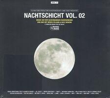Nachtschicht 2 - CD NEU - Jill Scott Soul II Soul Calvin Richardson Tweet Lamb