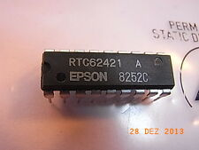 Rtc62421a Epson RTC Real Time Clock, dip-18