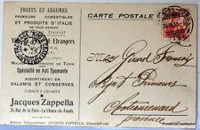 SUIZA HELVETIA entero postal tarjeta carta postal CA19