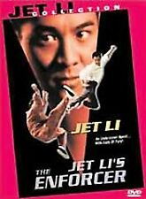 The Enforcer Jet Li DVD Widescreen Anita Mui, Mo Tse, Rongguang Yu Brand New