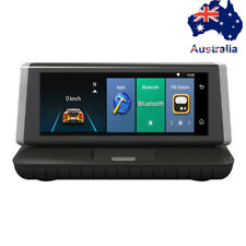 "8"" 1080P Car DVR Rear Camera 4G Android 5.1 Mirror GPS Bluetooth WIFI Dash Cam"