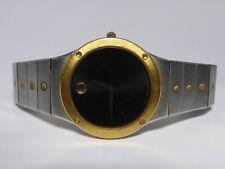 Vintage Men's Movado Two Tone Watch (87-A2-878K)