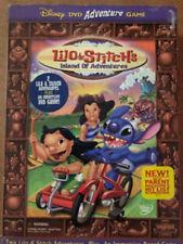 Lilo & Stitch Island of Adventures Disney DVD Adventure Game